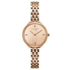 Ted Baker Watches - TE15198008 - Rose Gold - Stainless Steel - Ladies - RRP £155