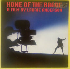 LAURIE ANDERSON - Home of the Brave (original 1986 LP on Warner Bros.) EX/EX