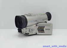 PANASONIC NV-DX100 CAMCORDER 3CCD MINI DV DIGITAL TAPE VIDEO CAMERA DX100B