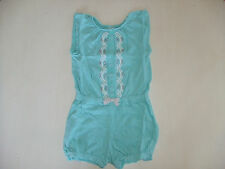 NWT Gymboree SEASIDE STROLL Size 5T Embroidered Romper