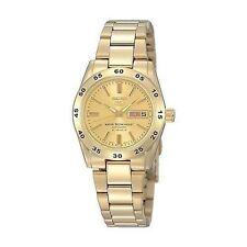 Relojes de pulsera Seiko Deportivos de acero inoxidable