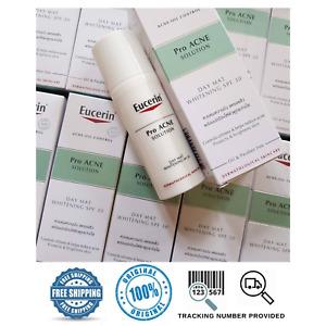 50 ml EUCERIN Pro Acne Solution DAY MAT Whitening SPF30  acne blemish-prone skin