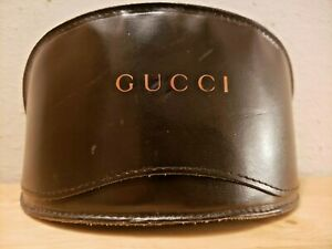 GUCCI Genuine Sun Glasses Soft Shell Case - Pre-Owned Fair Condition!