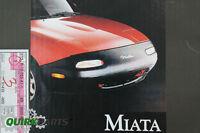 1990-1997 Mazda MX-5 Miata Vinyl Front Mask Bra Genuine OEM NEW 0000-88-0190