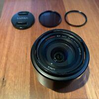 Panasonic LUMIX G VARIO 14-140mm f/3.5-5.6 ASPH. POWER O.I.S Lens