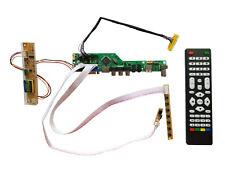 HDMI USB AV VGA ATV Remote LCD Controller Board For LP156WH2-TLA1 1366x768 Panel