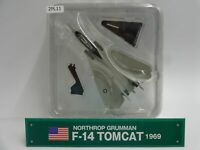 Del Prado Grumman F14 Tomcat 1969 1/160 Scale War Aircraft Diecast Display 11