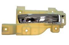 Interior Inner Inside Door Handle Chrome Lever Passenger Side for Dodge Caliber