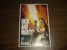 RICK AND MORTY #16 THE LAST OF US VARIANT COMIC ONI PRESS ADULT SWIM MINT RARE