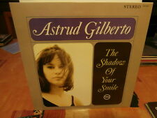"astrud gilberto the shadow of your smile""lp12""fr.verve:8230951."