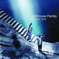 LIGHTHOUSE FAMILY - GREATEST HITS CD w/BONUS Trax ~ LIFTED ++++ BEST OF *NEW*