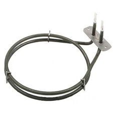 Replacement Beko, Flavel, Leisure cooker circular 2 turn fan oven element 1600W