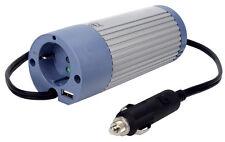 CONVERTISSEUR TRANSFORMATEUR DE TENSION VOITURE 100W 12V EN 220V  +  USB