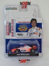 Dan Wheldon 2011 Indianapolis 500 Champion Greenlight 1:64 Die-Cast William Rast