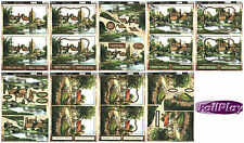 Kanban kit Country Landscapes - die cut decoupage paper craft toppers cardmaking