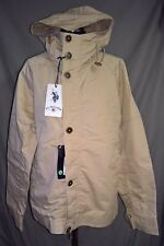 BNWT lovely US POLO ASSN. Tod Player Men's Hooded Jacket - size 50