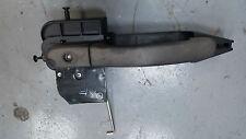 FORD FIESTA MK6 06 3DR FRONT DRIVER EXTERIOR DOOR HANDLE BLACK 2S61A224A36AL