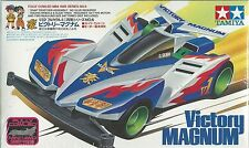TAMIYA 1:32 MINI 4WD VICTORY MAGNUM FULLY COWLED SERIES CON MOTORE  ART 19406