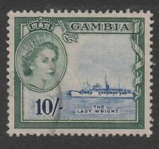 Used Gambian Stamps (Pre-1965)