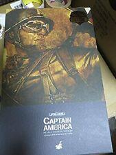 Hot Toys Captain America Rescue Edition 1/6 scale Figure statue MINT