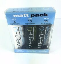 MEN-U ULTRA CONCENTRATES MATT PACK 3 X 15ML