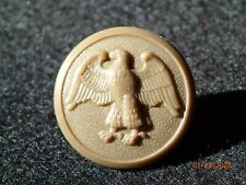 WWII US Women's Army Corps WAC WAAC Uniform Button Coat Front Size - Fine Cond