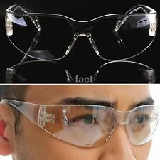 Transparent Safety Security Bike Motorcy goggles Dust Medical Protective Glasses