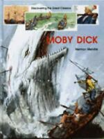 Moby Dick Hardcover Herman Melville
