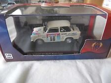1st TRABANT 601 Fresquet 1:43 1992 Monte Carlo Rally Race Motorsport