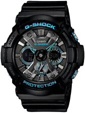CASIO G-SHOCK BLACK X BLUE SERIES (GA-201BA-1AJF) MEN'S WRISTWATCH
