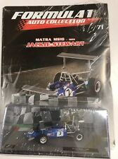 FORMULA 1 AUTO COLLECTION (2015) -71^ MATRA MS19(1969) Jackie Stewart