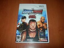 WWE SMACKDOWN VS. RAW 2008 Wii (PAL ESPAÑA PRECINTADO)