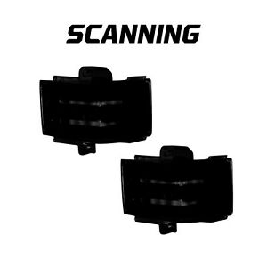 Recon For 17-18 Ford F250/F350/F450 Super Duty Towing Mirror Lenses 264245WHBK