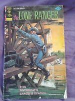 Lone Ranger Comic Book Gold Key