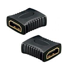HDMI Adapter Verlängerung Female Kupplung Kabel Buchse Verbinder Full HD Monitor