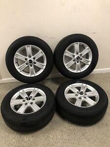 "Set Of 4 Isuzu D Max 18"" Wheels  And Tyres"