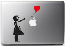 Sticker for macbook BANKSY BALLOON GIRL bansky, sticker for mac, macbook decal2