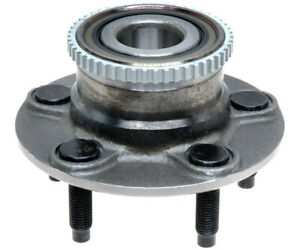 Wheel Bearing and Hub Assembly-R-Line Rear Raybestos 712163