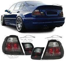 REAR TAIL LIGHTS SMOKE FOR BMW E46 98-01 SALOON SERIES 3 LAMP