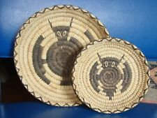 Two neat Papago Trays - with Bats