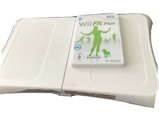 Nintendo Wii balance board und Wii Fit Plus
