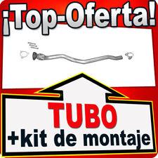 Pantalones de Tubo AUDI A4 (B8) A5 Q5 2.0 TDI desde 2008 Escape Flex FJC