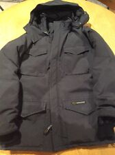 Canada Goose Constable Men's Down Parka Coat Jacket, Small, 100% Authentic