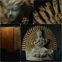 Rare Chinese Buddhism Kannon Buddha Image Statue From JAPAN Free shipping