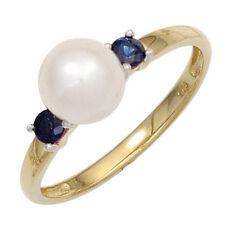 Echtschmuck aus mehrfarbigem Gold Perlen