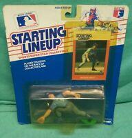 1988 Starting Line-up George Brett Kansas City Royals NIP rookie