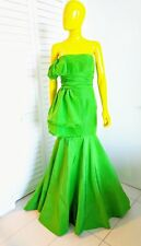 OSCAR DE LA RENTA Vintage Silk Evening Gown Size 2 Originally $11,900!!