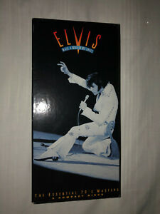 Elvis Presley 5 CD Box Set Walk A Mile In My Shoes - The Essential 70's Masters