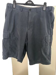 Navy Size 38 Blue Harbour Shorts Quick Dry