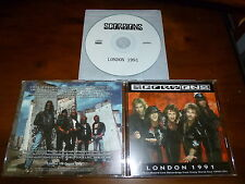 Scorpions / London 1991 - Crazy World Tour ORG *Z